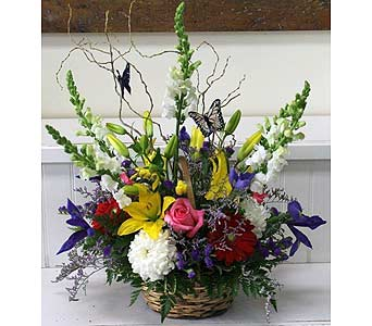 Sympathy in Newmarket ON, Blooming Wellies Flower Boutique