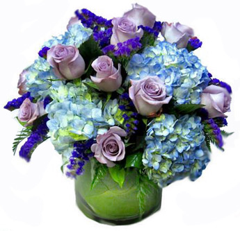 Purples, Lilacs and Indigo  in Scranton PA, McCarthy Flower Shop<br>of Scranton