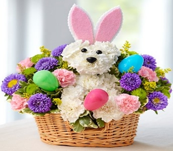HOPPY EASTER in Port Charlotte FL, Punta Gorda Florist Inc.