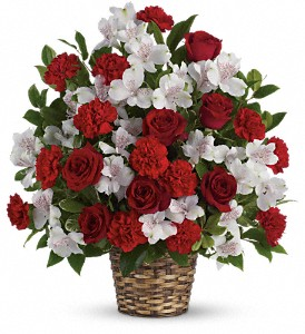 Truly Beloved Bouquet in Indianapolis IN, Gillespie Florists