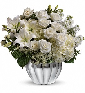 Teleflora's Gift of Grace Bouquet in Mount Morris MI, June's Floral Company & Fruit Bouquets