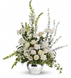 Serene Reflections Bouquet in Indianapolis IN, Gillespie Florists
