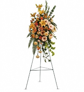 Sweet Remembrance Spray in New York NY, New York Best Florist