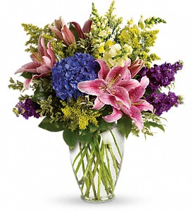 Love Everlasting Bouquet in Peoria IL, Flowers & Friends Florist