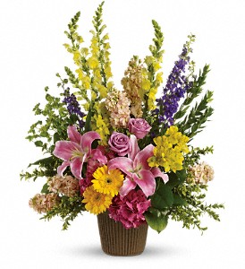 Glorious Grace Bouquet in Drumheller AB, R & J Specialties Flower