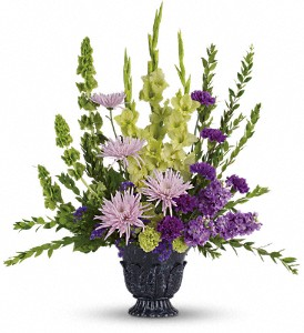 Teleflora's Cherished Memories in McDonough GA, Absolutely and McDonough Flowers & Gifts