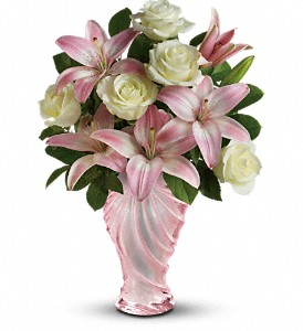 Teleflora's Blissful Blooms Bouquet in San Francisco CA, Fillmore Florist
