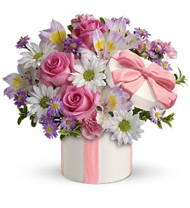 Teleflora's Spring in Bloom Bouquet in Toronto ON, Capri Flowers & Gifts