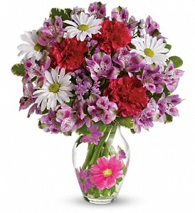 Teleflora's Blooms of Love Bouquet in Norwood Young America MN, The Flower Mill Design & Gifts, LLC