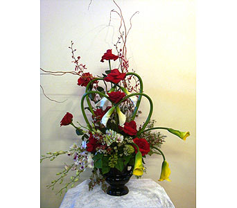 Flower ArrangementCall for Pricing in Houston TX, Simply Beautiful Flowers & Events