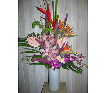 Paradise by Karen in Dallas TX, Petals & Stems Florist