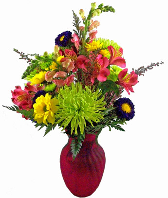 Red, Blue and Greens for You! in Scranton PA, McCarthy Flower Shop<br>of Scranton