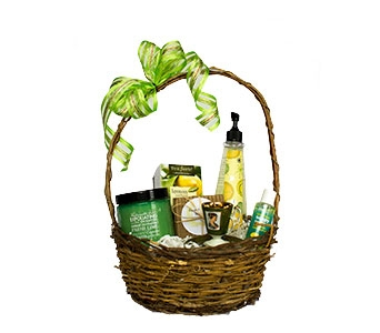 Pamper Basket in Covington LA, Florist Of Covington