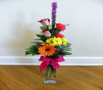 Pop of Color in El Paso TX, Kern Place Florist