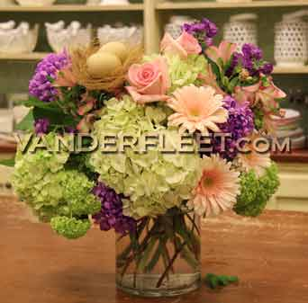 Classic Spring Flower Design by VANDERFLEET in Etobicoke ON, VANDERFLEET Flowers