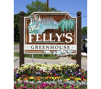 Felly's Garden Center in Madison WI, Felly's Flowers