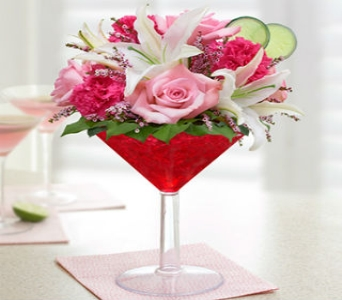 Cosmopolitan Bouquet� in Corpus Christi TX, Always In Bloom Florist Gifts
