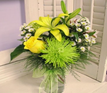 Burst of Spring in Grand Rapids MI, Burgett Floral, Inc.
