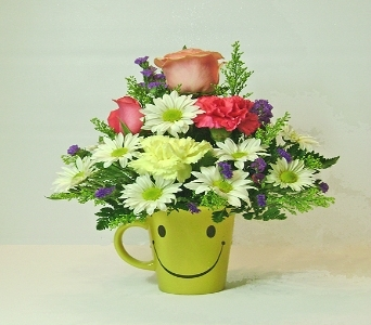 All Smiles! in Herndon VA, Herndon Florist, Inc
