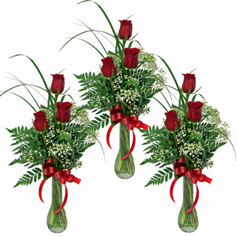 Bud Vases in Scranton PA, McCarthy Flower Shop<br>of Scranton
