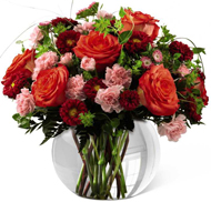 FTD� Color Rush� Bouquet by Better Homes and Garde in Flower Delivery Express MI, Flower Delivery Express