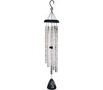 Lords Prayer Windchime-44 in Fort Wayne IN, Broadview Florist & Greenhouses