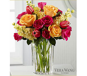 The FTD Beauty and Grace�Bouquet by Vera Wang in Ft. Lauderdale FL, Jim Threlkel Florist