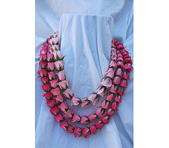 Necklace Leis in San Diego CA, Flowers Of Point Loma