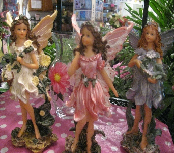 flower fairy #2 in Bismarck ND, Dutch Mill Florist, Inc.