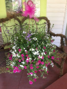 Mixed Planter in Farmington CT, Haworth's Flowers & Gifts, LLC.