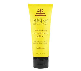 Naked-Bee-Sandalwood-Hand-Body-Lotion in Tullahoma TN, Tullahoma House Of Flowers