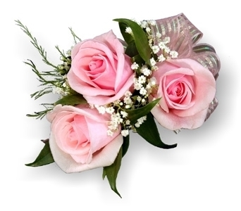 Pink Rose Corsage in Aurora ON, Caruso & Company