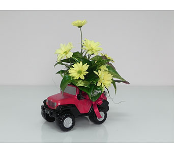 Rugged Trails Planter in Indianapolis IN, Gillespie Florists