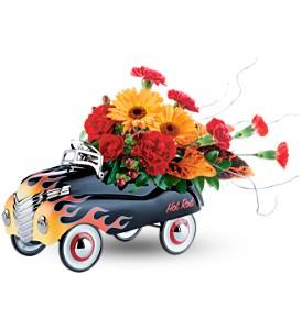 Classic Hotrod Bouquet