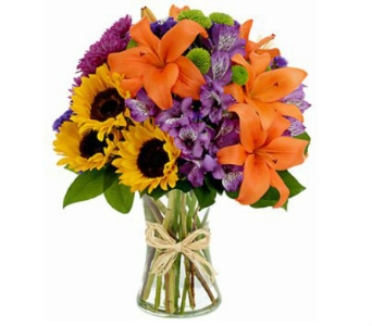 Rural Route Bouquet in Watertown CT, Agnew Florist