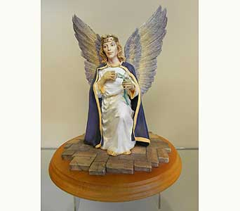 The Angel Gabriel$130 in Westerville OH, Reno's Floral