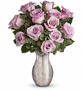 Forever Mine by Teleflora in Chicago IL, Wall's Flower Shop, Inc.
