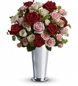 Love Letter Roses in Norwich NY, Pires Flower Basket, Inc.