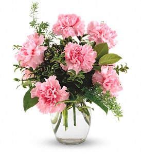 Pink Notion in Liberty MO, D' Agee & Co. Florist