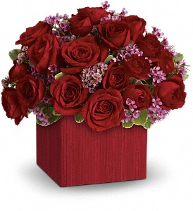 Steal My Heart by Teleflora in Bedford IN, Bailey's Flowers & Gifts