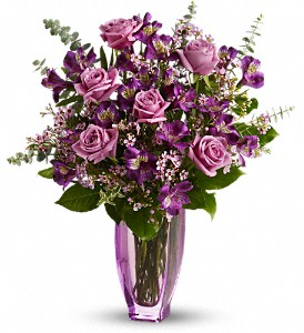 Teleflora's Dreaming of Roses in Jacksonville FL, Hagan Florists & Gifts