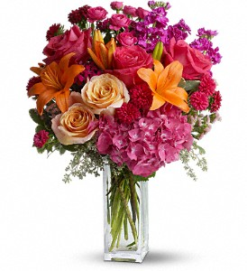 Teleflora's Joy Forever in Surrey BC, La Belle Fleur Floral Boutique Ltd.