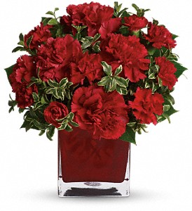 Teleflora's Precious Love in Yonkers NY, Flowers By Candlelight