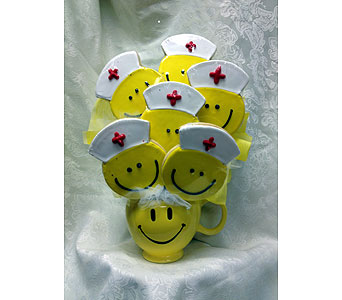 Get Well Cookie Bouquet in Laurel MD, Rainbow Florist & Delectables, Inc.