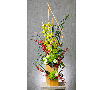 Tropical Retreat in Traverse City MI, Teboe Florist