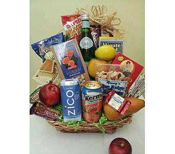 Healthnut snack basket in Charlotte NC, Wilmont Baskets & Blossoms