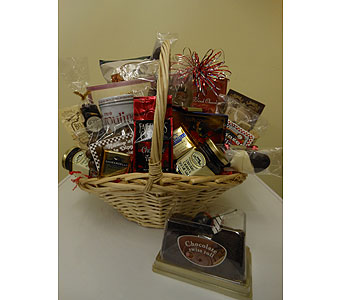 Chocolate lovers in Charlotte NC, Wilmont Baskets & Blossoms
