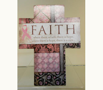 Faith Plaque$9.50 in Westerville OH, Reno's Floral