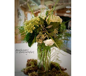 Julie Table in Sevierville TN, From The Heart Flowers & Gifts