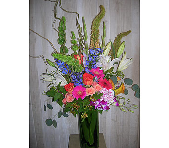 Texas Paradise in Dallas TX, Petals & Stems Florist